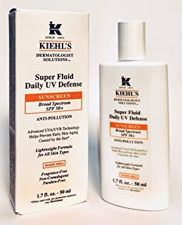 Best kiehl's super fluid uv defense spf 50 Reviews