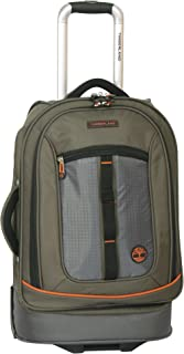 Timberland Expandable Spinner Carry On Suitcase