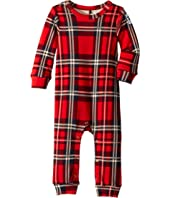 mini rodini - Check Jumpsuit (Infant)
