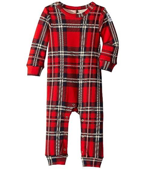 mini rodini Check Jumpsuit (Infant)