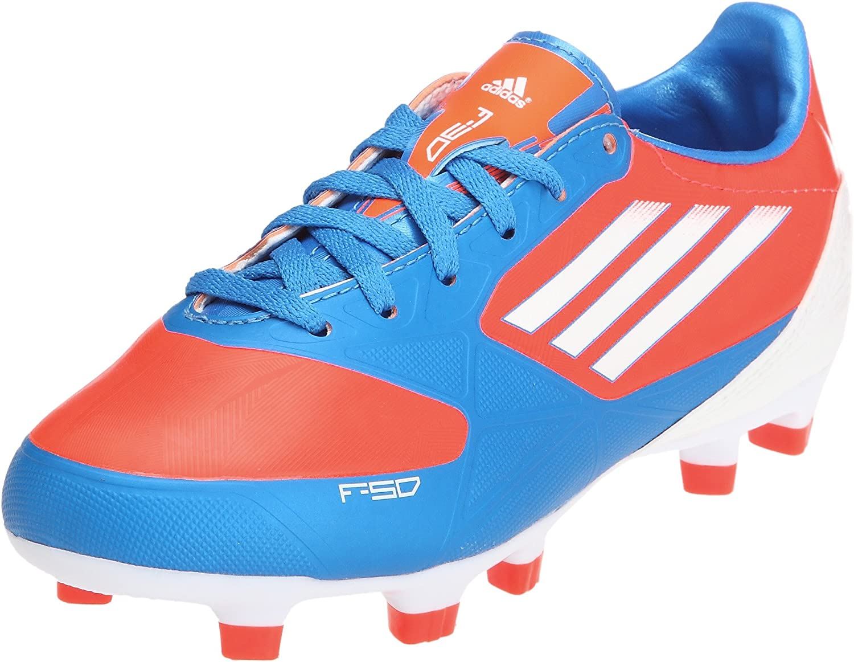 Adidas F30 TRX FG J, Zapatillas de fútbol para Niñas, V 21354 ...