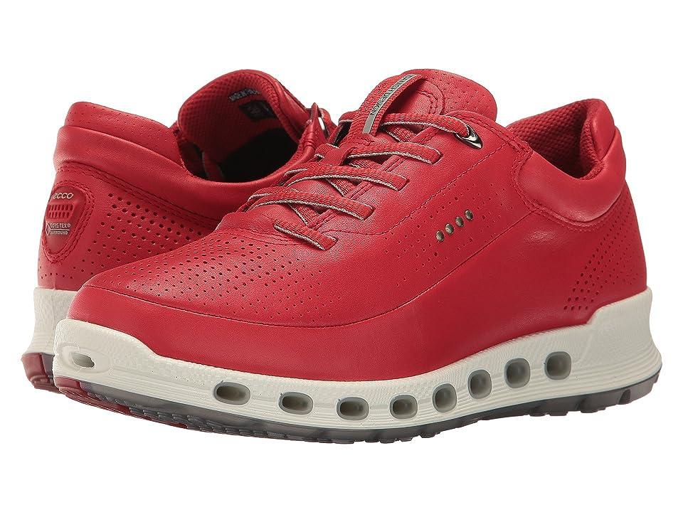 ECCO Sport Cool 2.0 Gore-Tex Sneaker (Tomato) Women