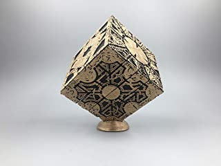 Hellraiser puzzle box 1:1 replica moving lament configuration with stand