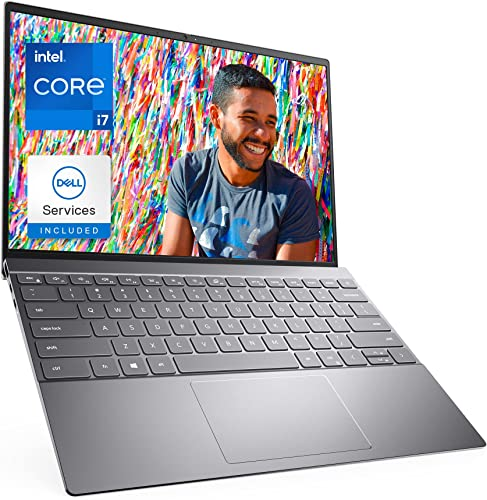 Dell Inspiron 13 5310 13.3 inch QHD (Quad High Definition) Laptop - Thin and Light Intel Core i7-11370H 16GB DDR4 RAM 512GB SSD NVIDIA GeForce MX450 Dell Services - Windows 10 Home (Latest Model)