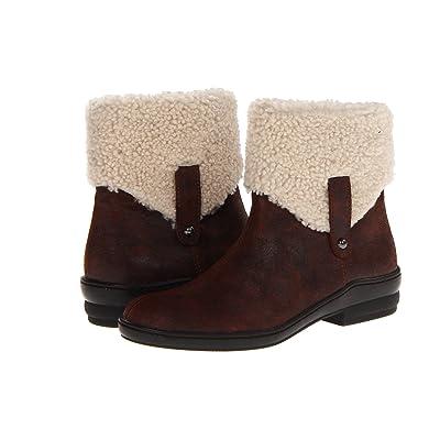 David Tate Walk Boot (Brown) Women