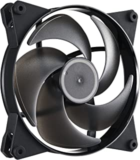 Cooler Master MasterFan Pro 140 AP Case Fan 'Up to 2800 RPM, Silent, Quiet and Performance Modes, 140mm' MFY-P4NN-15NMK-R1