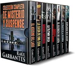Colección completa de misterio y suspense: libros en español de misterios, asesinatos y crímenes (Spanish Edition)