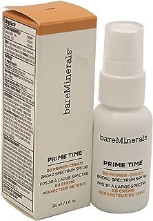 (Light) - bareMinerals Prime Time BB Primer-Cream Daily Defence Lotion SPF30 30ml Light