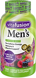 Vitafusion Mens Gummy Vitamins