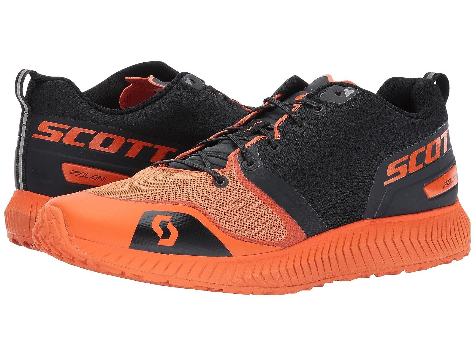 Scott PalaniAtmospheric grades have affordable shoes
