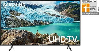 Samsung RU7179 108 cm (43 Zoll) LED Fernseher (Ultra HD, HDR, Triple Tuner, Smart TV)..