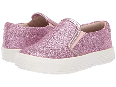 Old Soles Glam Hoff (Toddler/Little Kid) (Glam Pink) Girl