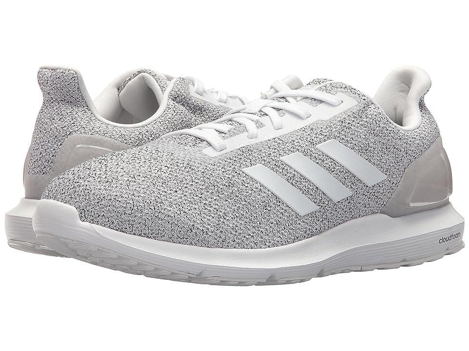 adidas Running Cosmic 2 SL (Crystal White/Footwear White/Grey One) Men's Shoes