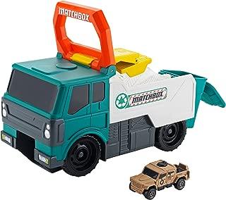 Best matchbox power launcher garbage truck Reviews
