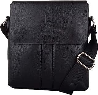 Men Soft Genuine Leather Professional Work/Travel Shoulder/Cross Body Bag