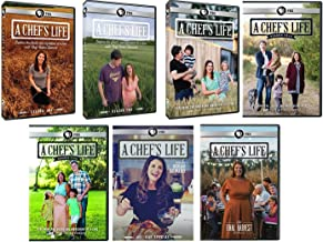 A Chef's Life Complete Series with Holiday Special & Final Harvest