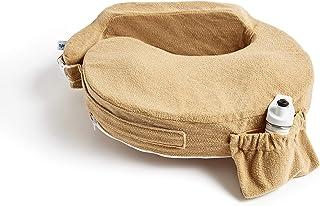 My Brest Friend Deluxe Nursing Pillow - Honey Wheat