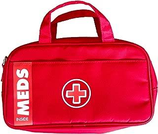 AllerMates MyMeds Medicine Bag for Allergy and Asthma Medicine