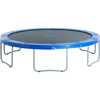 Upper Bounce Round Trampoline Set with Safety Pad