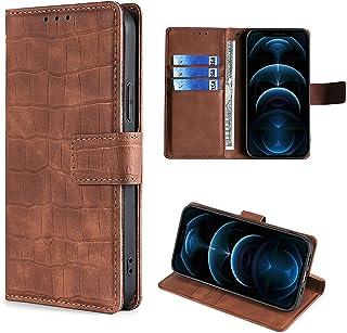 GKFGEY Flip ケース Case for KOOLNEE K1 ケース Case Cover [brown]