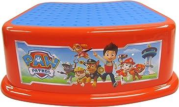 Disney Taburete escalón, Paw Patrol, Paw Patrol - Nickelodeon, 13.6 ounces