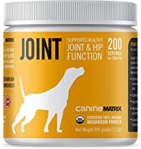 canine matrix joint