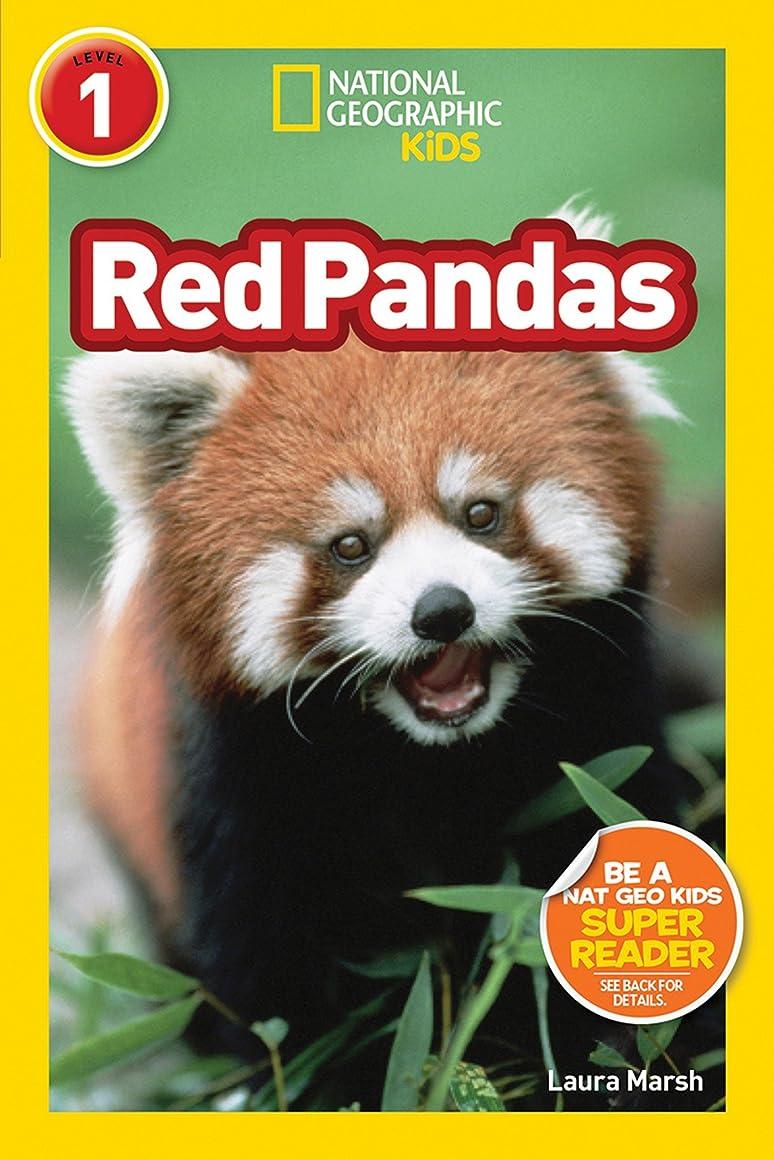 ビリーヤギ告白パラメータNational Geographic Readers: Red Pandas (English Edition)