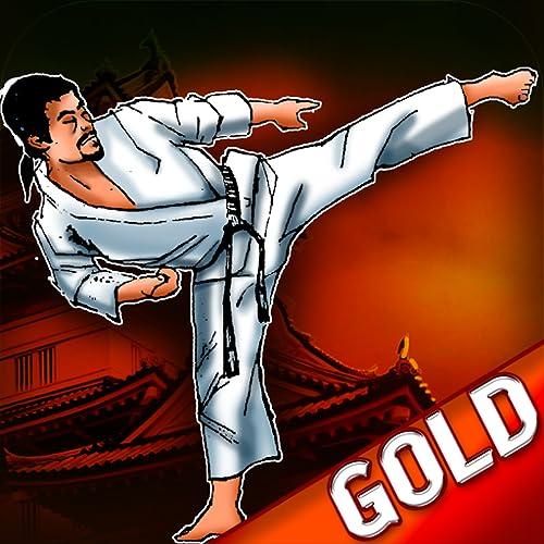 Karate schwarzen Gürtel Champions: Die Kampfkunst Dojo Tempel des Friedens - Gold Edition