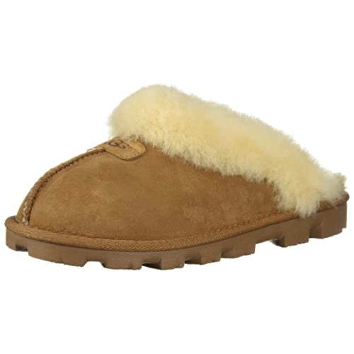c3c6dc90079 Chestnut UGG Slippers: Amazon.com