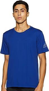 اديداس تي شيرت للرجال , مقاس XL , اللون ازرق