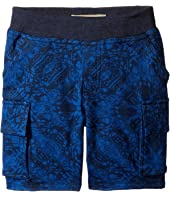 Lucky Brand Kids - Swell Cargo Shorts in French Terry (Toddler)
