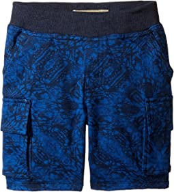 Swell Cargo Shorts in French Terry (Toddler)
