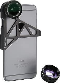 ExoLens 手机壳适用于 iPhone 6/6s,2 个镜头套件9472201 iPhone 6 透明