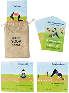 Best yoga challenge poses for 2 kids Reviews