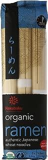 Hakubaku Organic Ramen Noodles, 9.5 oz