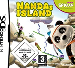 Nandas Island Nintendo DS