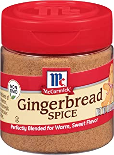 McCormick Gingerbread Spice, 0.8 oz