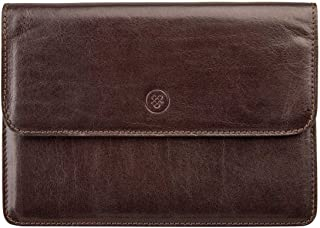 1db677f9f4 Maxwell Scott Personalized Luxury Leather Travel Document Holder (Torrino)