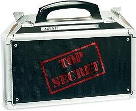 Secret Agent Empty Favor Boxes