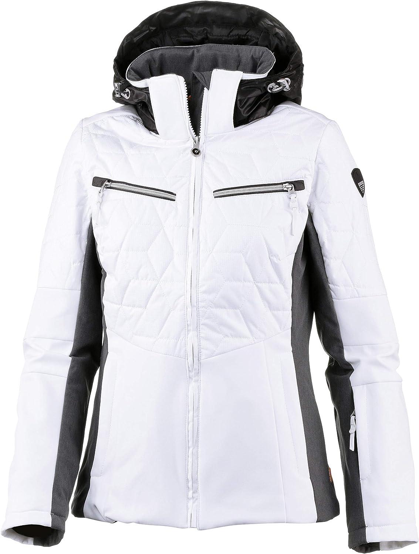 Icepeak Women's Softshell Jacket White 40