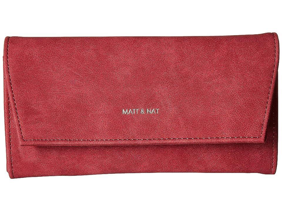 Matt & Nat Vera (Red) Handbags