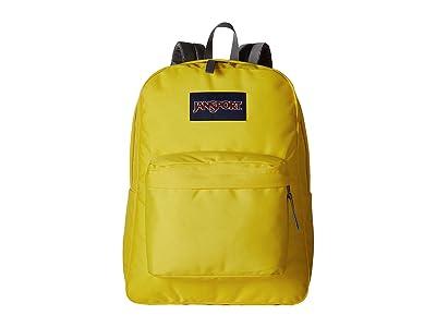 JanSport SuperBreak(r) (Yellow Card) Backpack Bags