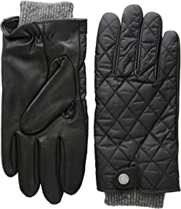 Quilted Field Gloves