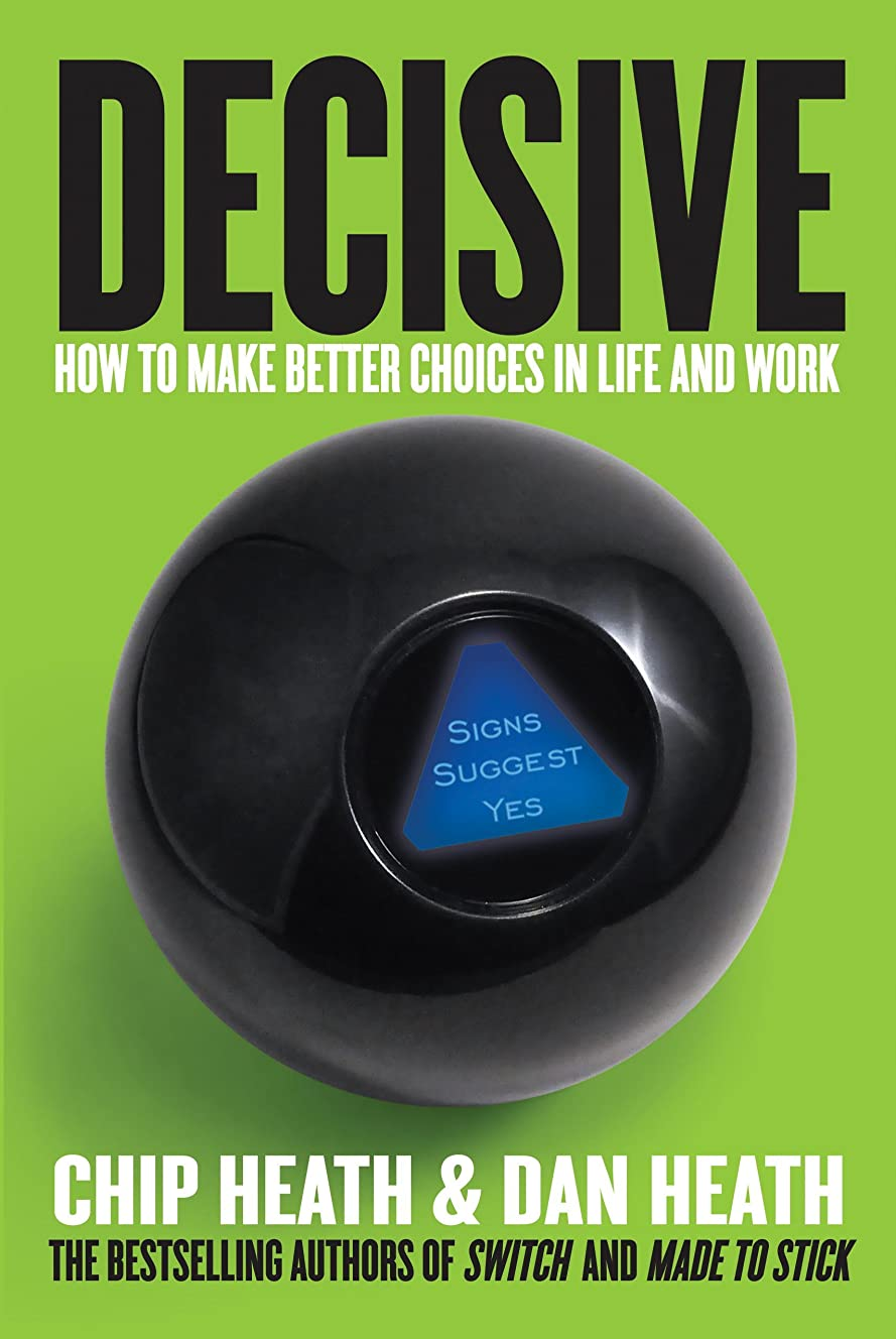 被害者昆虫を見るヘッジDecisive: How to Make Better Choices in Life and Work (English Edition)