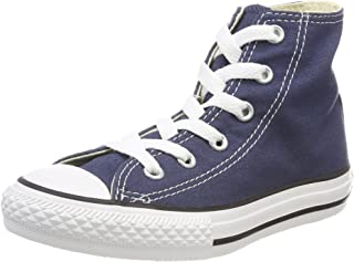 Converse All Star Hi Canvas, Sneaker a Collo Alto Unisex-Bambini