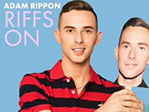 Adam Rippon Riffs On