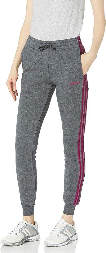 Amazon.com: adidas Women's Essentials 3-Stripes Joggers : Sports ...