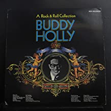 A Rock & Roll Collection - Buddy Holly 2LP