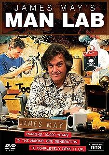 James May's Man Lab Series One [DVD] [Reino Unido]