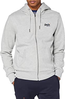 Superdry OL Classic Ziphood NS Pull-Over Homme